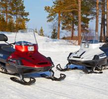 Как правильно купить снегоход?