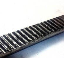 Коррозия зубьев вала-рейки
