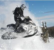 Консервация снегоходов